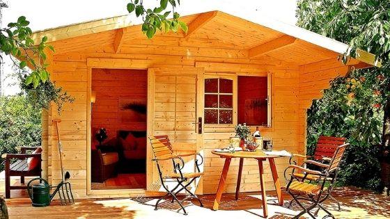 Allwood Escape Cabin Kit