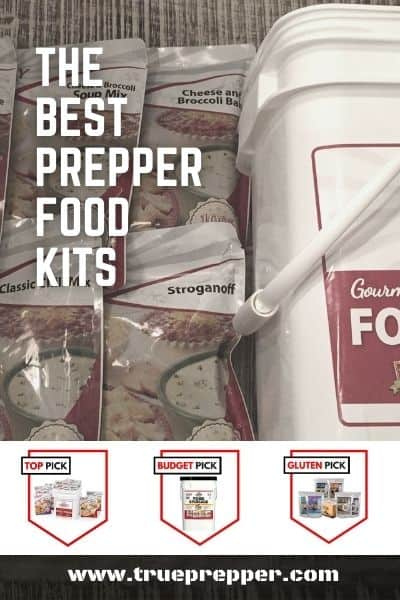 The Best Prepper Food Kits for Long Term Storage