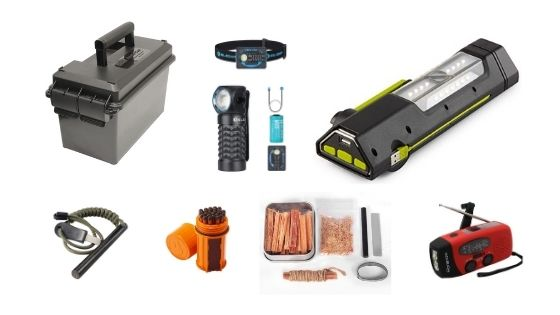 Olight, Goal Zero, Bayite- top brands  for our top 2021 giveaway!