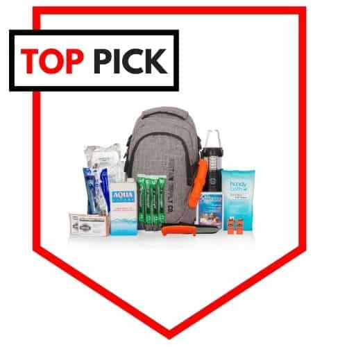 Sustain Supply Co Essential2 Premade Bug Out Bag