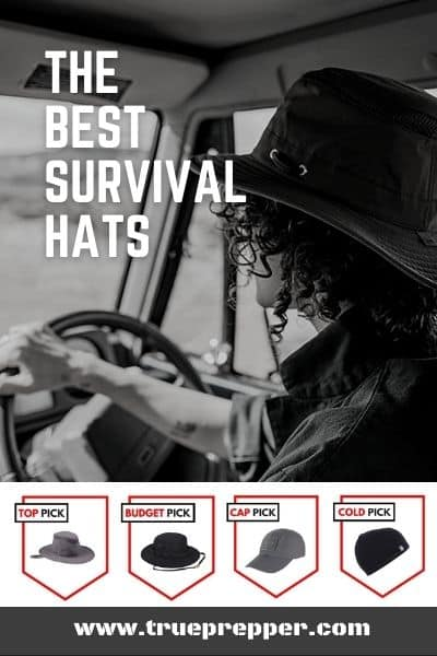 The best survival hats for preppers and survivalists