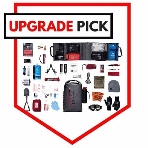 Uncharted The Seventy2 Premade Bug Out Bag