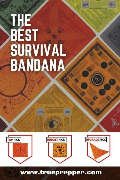 The Best Survival Bandana for Preppers and Survivalists
