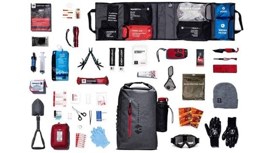 Premade Bug Out Bag