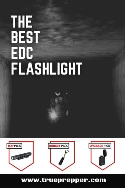 The Best EDC Flashlight for your Keychain or Pocket