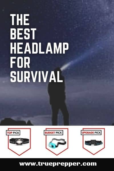 The Best Headlamp for Prepping and Survival