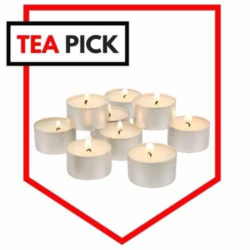 Stonebriar Tea Candles