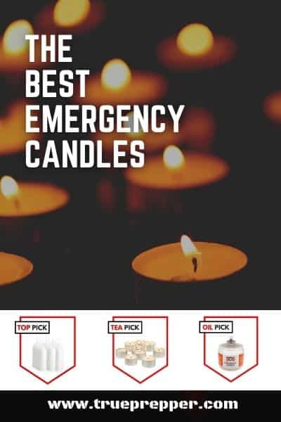 The Best Emergency Candles
