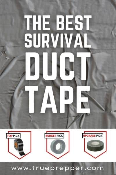 The Best Survival Duct Tape