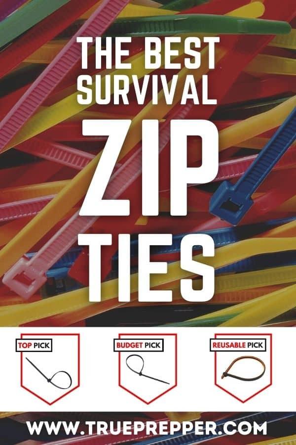 Best Survival Zip Ties